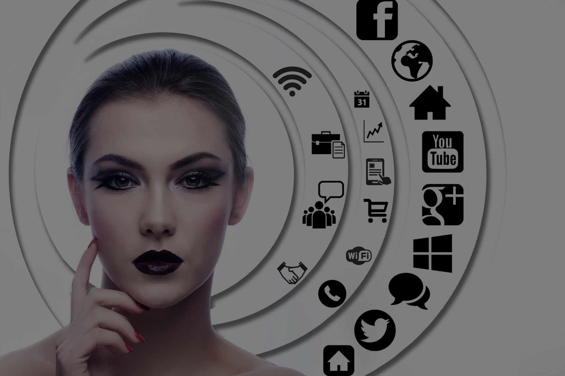 Lead Generation through Social Optins - SMBengage